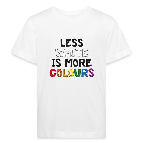 COLOURS - Ekologisk T-shirt barn