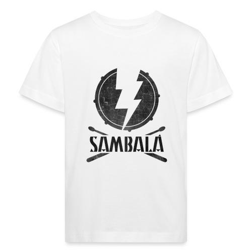 Batucada Sambala - Camiseta ecológica niño