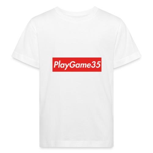 PlayGame35 - Maglietta ecologica per bambini