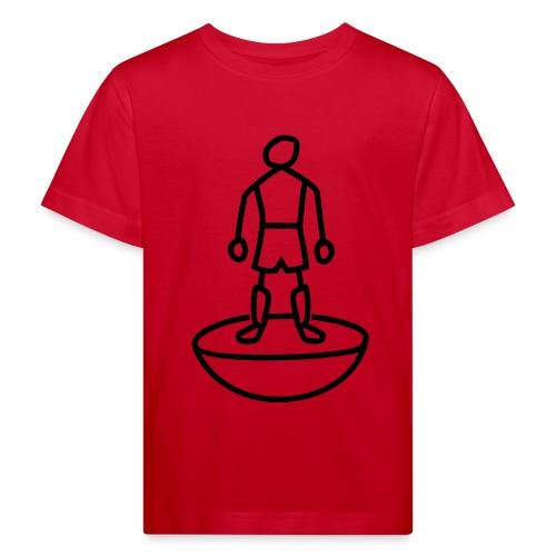 Table Football Stick Man - Kids' Organic T-Shirt