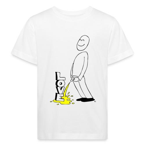 tissekopp original - Økologisk T-skjorte for barn