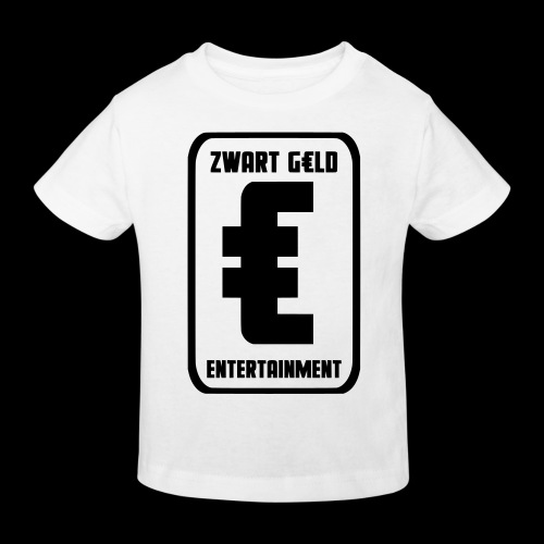 ZwartGeld Logo Sweater - Kinderen Bio-T-shirt