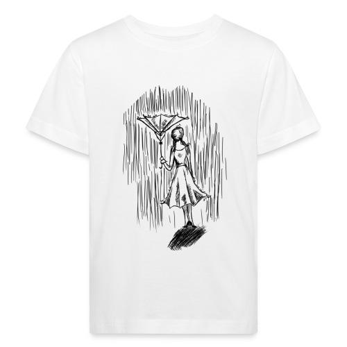 Umbrella - Kids' Organic T-Shirt