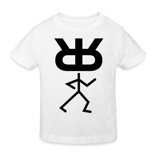 rrm mann kompl - Kinder Bio-T-Shirt