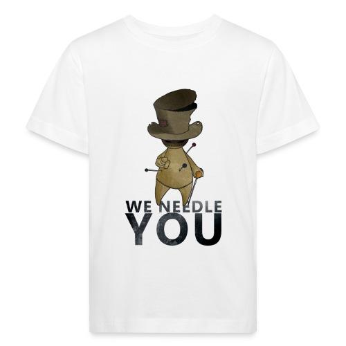 WE NEEDLE YOU - T-shirt bio Enfant