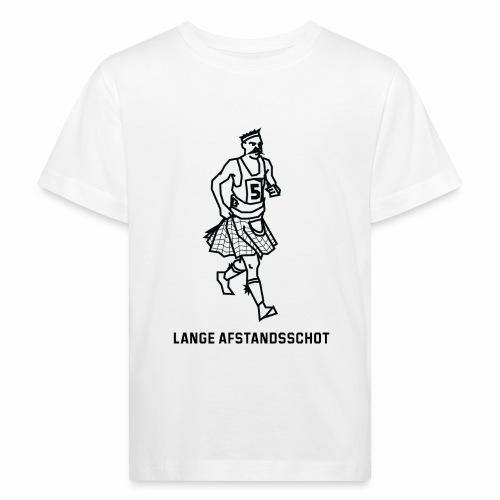 Lange Afstandsschot - Kinderen Bio-T-shirt