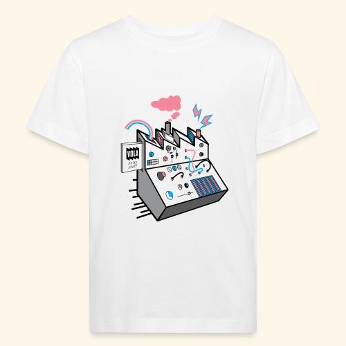 Noise Factory - Lasten luonnonmukainen t-paita