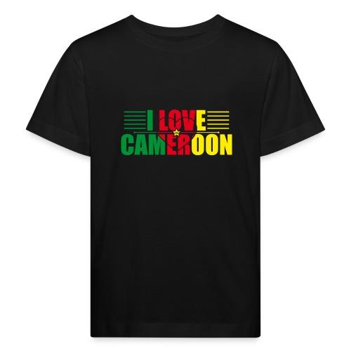 love cameroun - T-shirt bio Enfant