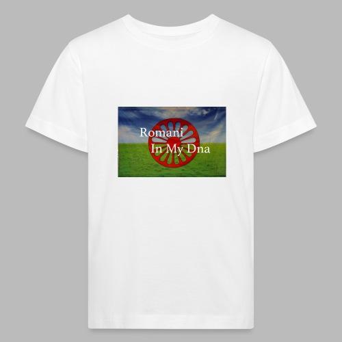flagromaniinmydna - Ekologisk T-shirt barn