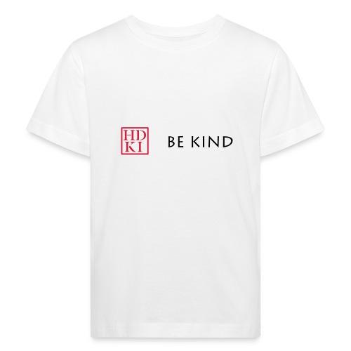 HDKI Be Kind - Kids' Organic T-Shirt
