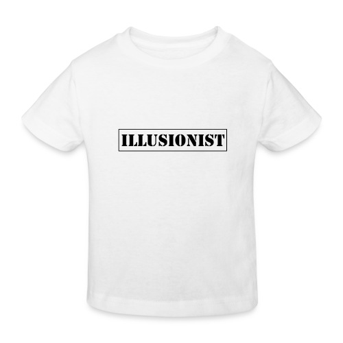 Illusionist - Kids' Organic T-Shirt