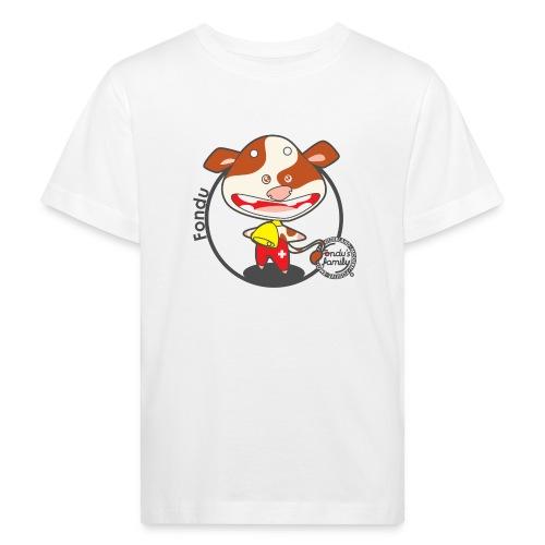 FF FADE 01 - Kinder Bio-T-Shirt