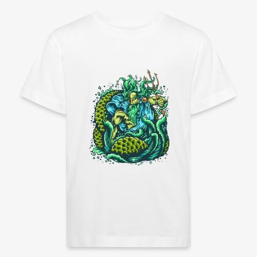 Dieu de la mer - T-shirt bio Enfant
