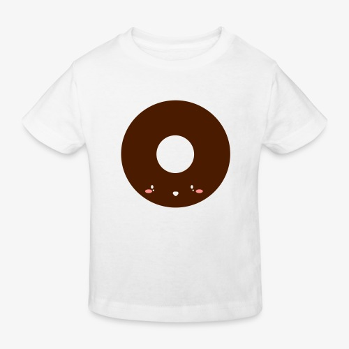 Happy Doughnut - Kids' Organic T-Shirt