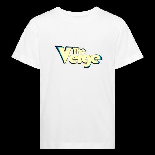 The Verge Vin - T-shirt bio Enfant