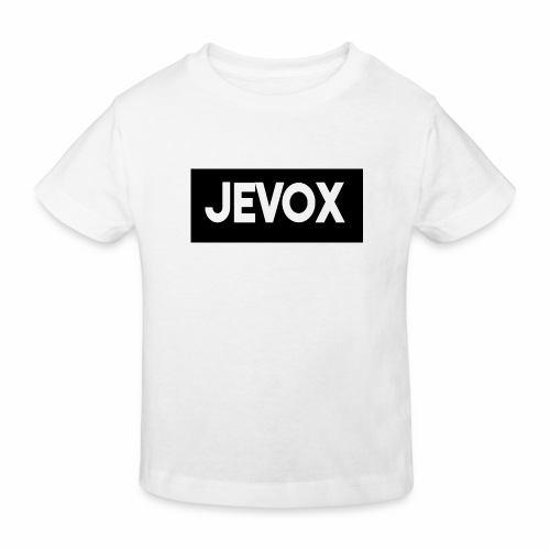 Jevox Black - Kinderen Bio-T-shirt