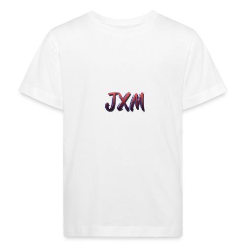 JXM Logo - Kids' Organic T-Shirt