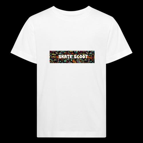 funny logo - Kinderen Bio-T-shirt