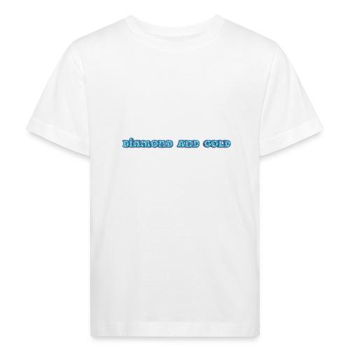 Diamond And Gold - Ekologisk T-shirt barn