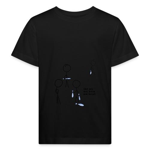har sei png - Økologisk T-skjorte for barn