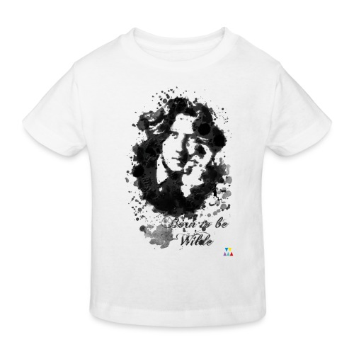 Born to be Wilde - T-shirt bio Enfant