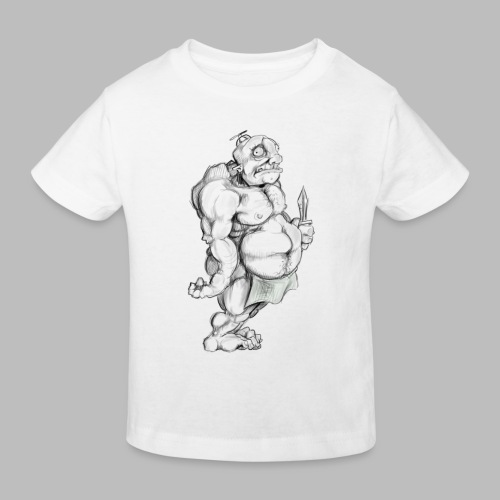 Big man - Kinder Bio-T-Shirt