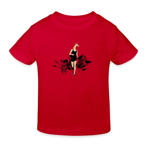 Girafe - T-shirt bio Enfant