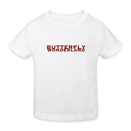 Butterfly Wonderland - Kinder Bio-T-Shirt