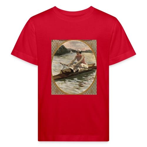 Lady Sculler - Anonyme - T-shirt bio Enfant