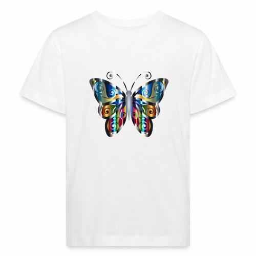 butterfly - Ekologiczna koszulka dziecięca