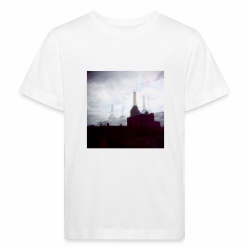 Original Artist design * Battersea - Kids' Organic T-Shirt