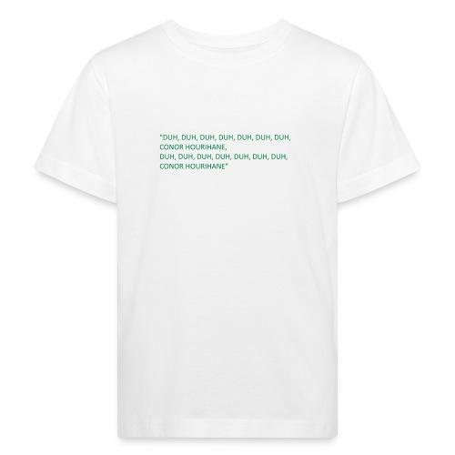 conor hourihane - Kids' Organic T-Shirt