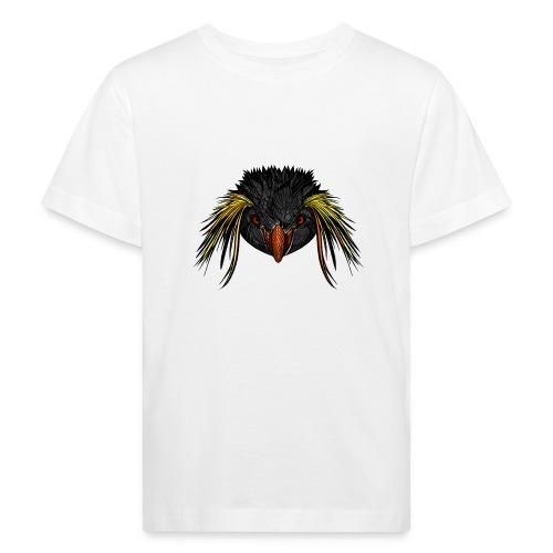 Pingvin - Økologisk T-skjorte for barn