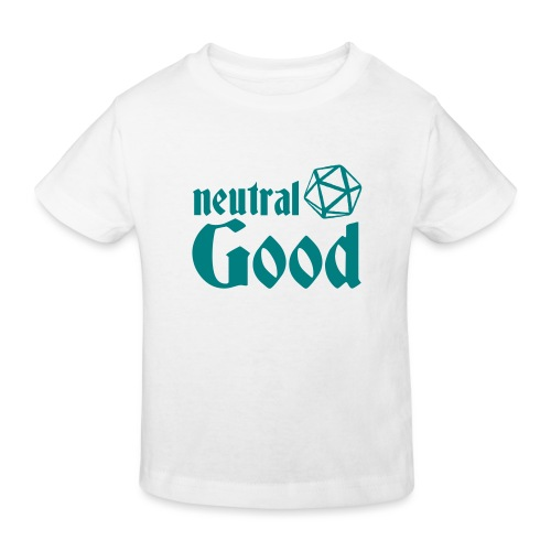 neutral good - Kids' Organic T-Shirt