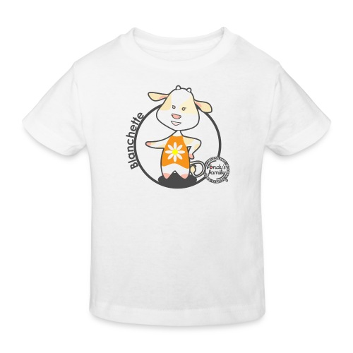 FF BLANCHETTE 01 - Kinder Bio-T-Shirt