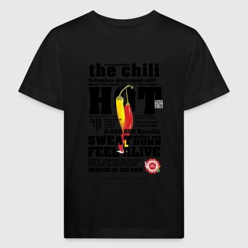 chili - Organic børne shirt