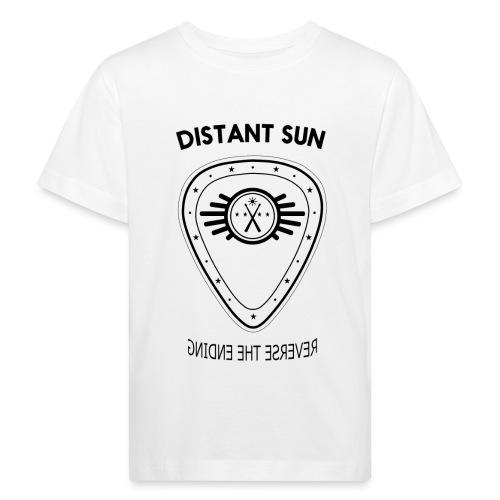 Distant Sun - Mens Standard T Shirt Grey - Kids' Organic T-Shirt