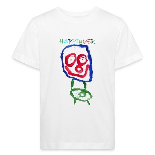 happiwær2 - Organic børne shirt