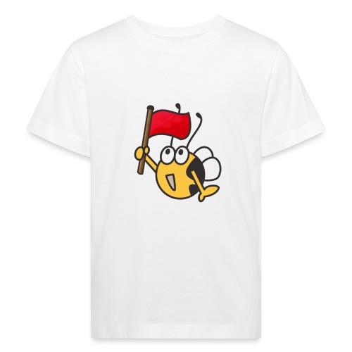 Fahnenträger - Kinder Bio-T-Shirt