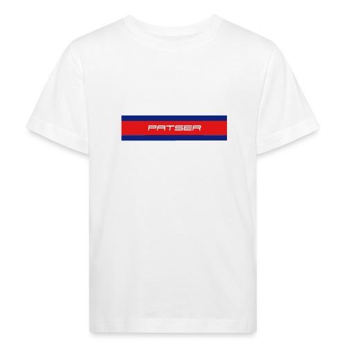 PATSER - Kinderen Bio-T-shirt