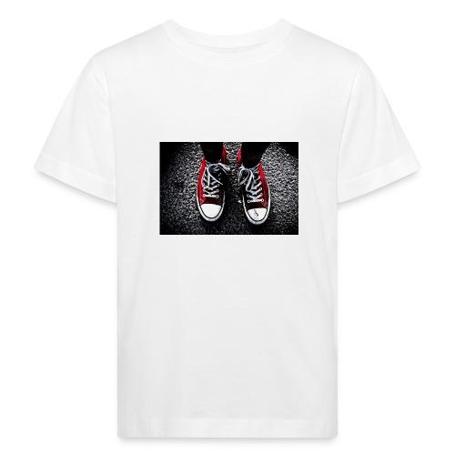 Sneakers - Ekologisk T-shirt barn