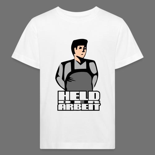Hero of Labour (työntekijät Held) - Lasten luonnonmukainen t-paita