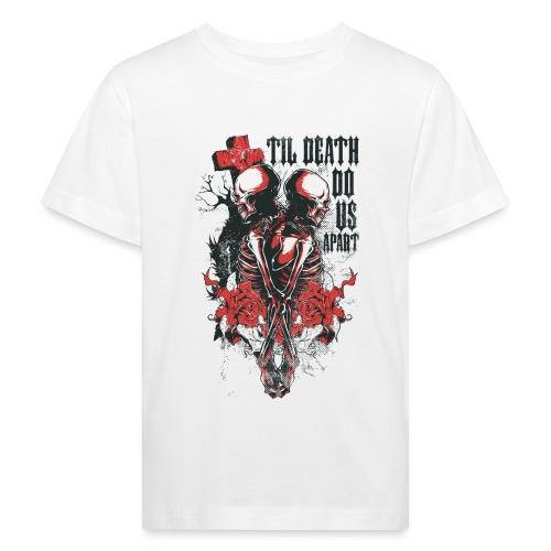Til death do us apart - Camiseta ecológica niño