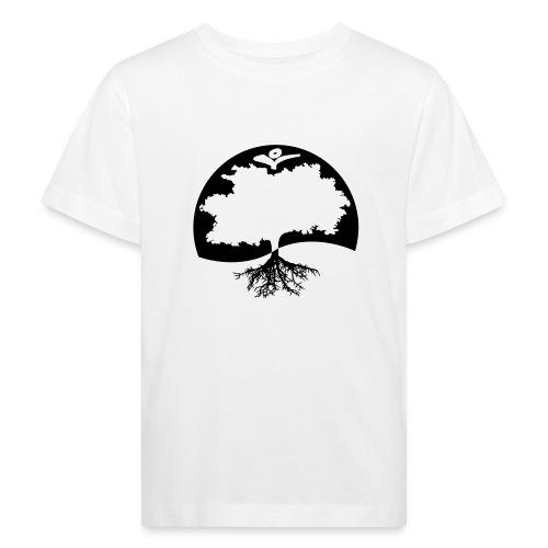 Naturals Logo Grafik - Kinder Bio-T-Shirt