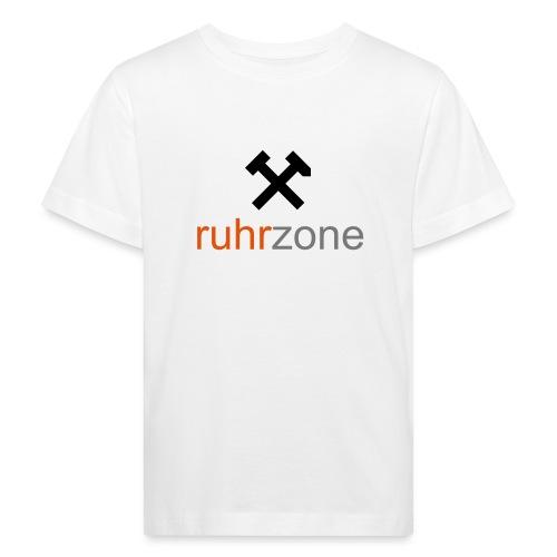 ruhrzone mit schlageisen - Kinder Bio-T-Shirt