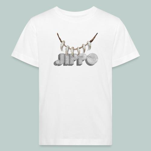 jippo_retro_torahampaat - Lasten luonnonmukainen t-paita