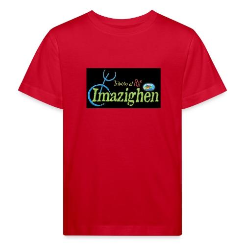 Imazighen ithran rif - Kinderen Bio-T-shirt