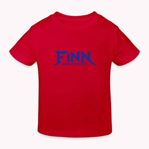 Finn - Master of Spinjitzu - Kinder Bio-T-Shirt