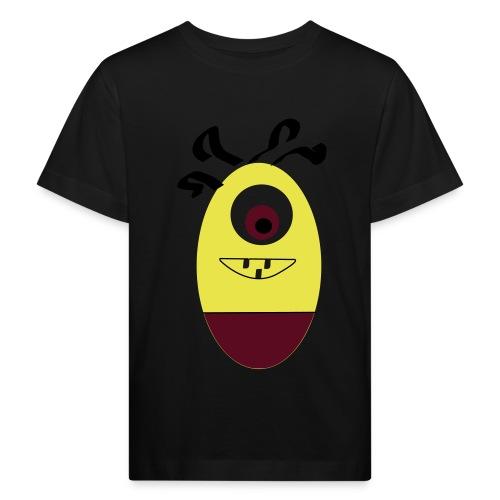 Gult æg - Organic børne shirt