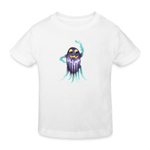 Blitzgeist-Krakenmonster - Kinder Bio-T-Shirt